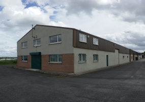 Athlone, Co. Westmeath., ,Industrial Unit,Sold,1014